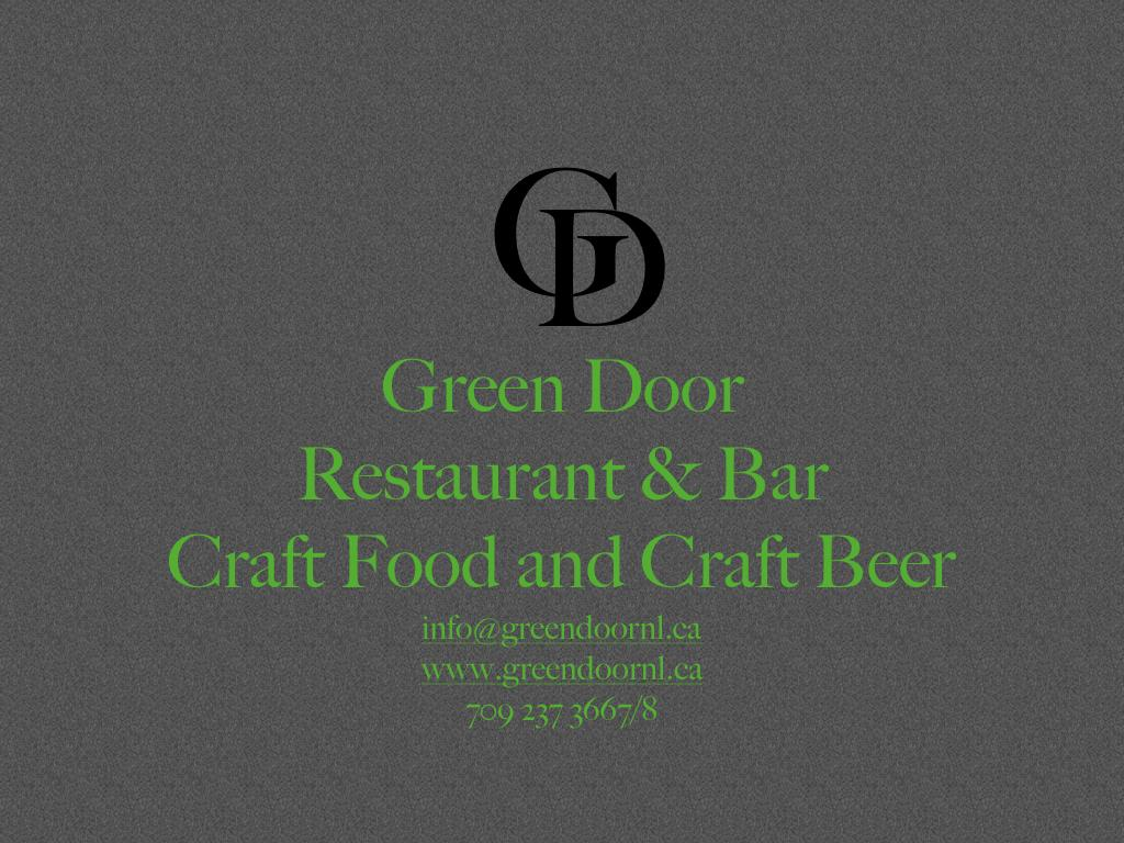 Green Door Restaurant & Bar