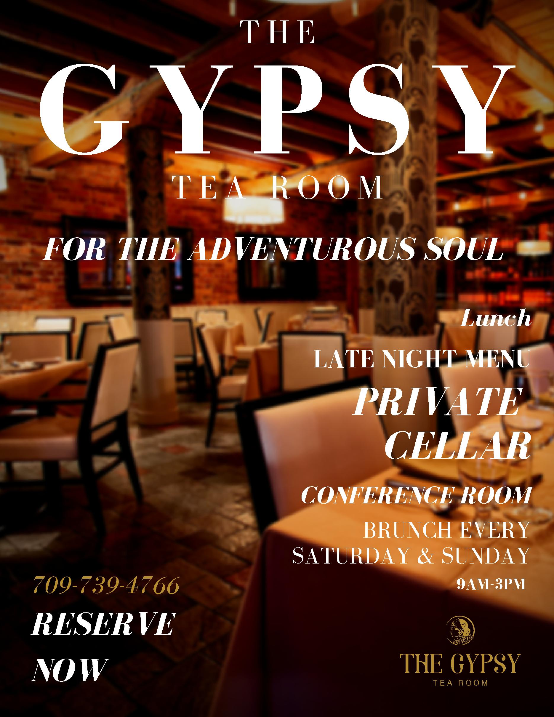 Gypsy Tea Room